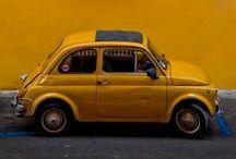 KM/H Yellow / Automotive Colour Inspiration