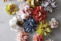 Floral/Ribbonwork / Floral Ideas, Ribbonwork Ideas / by Cherie Pedersen