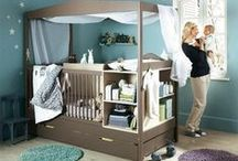 Storage solutions / Creative storage ideas for families with young children