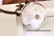 Handmade / In Handarbeit gefertigter Schmuck von Schmuckphantasien ...