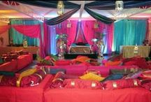 Bollywood themed function