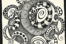 Zentangle and Doodle / by Mychele Reeves