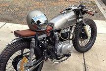 Style Bike / Du style et des motos / by Emile Miglia