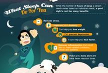 Sleep like a baby / Warning: Don't read our sleeping's tips until asleep! Zzzzzzzz... / by Omvana