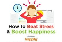 Reduce Stress / No stress in life! :) / by Omvana
