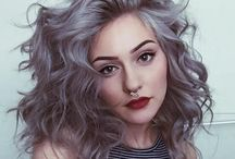Hair / Hair styles & colours that I fancy the shit out of