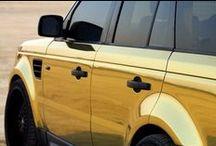KM/H Gold & Sand / Automotive Colour Inspiration