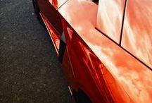 KM/H Orange / Automotive Colour Inspiration