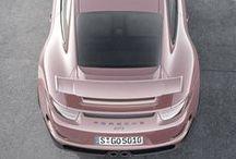 KM/H Pink & Rose / Automotive Colour Inspiration
