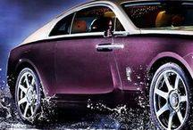 KM/H Violett & Purple / Automotive Colour Inspiration