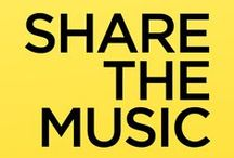 Share the Music by Patou Curious!