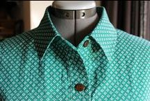 shirts - techniques and patterns