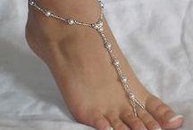 Barefoot, baciamano, cavigliere