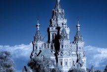 #CoolPlaces / Gorgeous. Haunting. Breathtaking. Surreal. Inspiring. Old. Gothic. Modern. Inspiring. Nature. Man. Unknown.