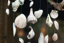 -Recycled windchime-