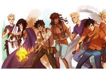Percy Jackson / Heroes of Olympus
