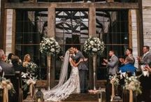 Chapel Ceremony / Big Sky Barn Wedding Chapel