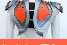Cosplay Tutorials & DIY / Tutorials on cosplay and prop making. Class ideas I'm considering...