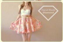 DIY - clothers/ dress