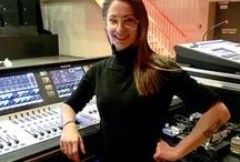 2017 Feature Profiles / Women - Sound Engineers