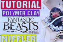 Fantastic Beasts & How to Make Them / Creatures and characters you can make at Epic Nerd Camp!