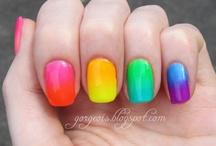 Nails / by Tasia Koski
