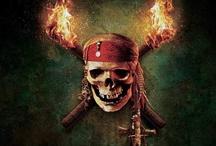 Yo Ho A Pirates Life for me / by Gary Barnett