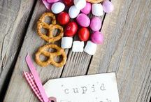 Valentine's Day / Celebrate Valentine's Day with these recipes and crafts.