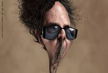 Caricatures / In The Eyes Of The Artist!