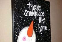 Christmas...Ho, Ho, Ho! / Cards / Party Invites / Recipes / Decor / Crafts