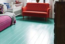 Painted Floors / by STASH Lounge