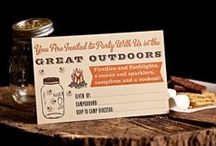 Exceptional Summer Party Invites / Whether it's a BBQ or 4th Of July Party, you'll find many invites on this board to get those guests invited!  :)
