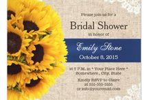 """Exceptional Bridal Shower Invites / Looking for some great ideas for the Bridal Shower? Be sure to check out my """"Bridal Shower Ideas"""" board. :)"""