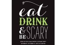 Exceptional Halloween Invites / Invitations