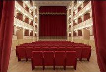 Teatro del Popolo @ Castelfiorentino (FI) / Il Teatro del Popolo di Castelfiorentino (FI) è stato ristrutturato dallo studio di architettura Guicciardini&Magni. Donato Masci e Fabrizio Giovannozzi hanno partecipato come consulenti in acustica per Studio Sound Service.