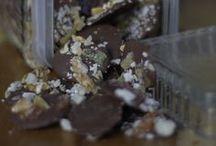 Sweet recipes / Receitas de doces e sobremesas diversas