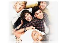 One Direction Infection!! / These are all 5 of my British boys and I love them to death!!