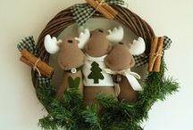 Diy christmas / Passo a passo para enfeites e decorações de natal / inspirações para o natal / receitas