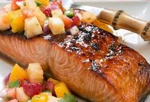 Seafood / Fish, shrimp, shellfish and other seafood recipes to enjoy at home.