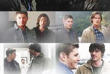 Winchester Bros / Moose and Squirrel stuff...NO WINCEST! I don't support it and find it kind of creepy. / by a Kane