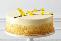Fancy Cakes / Receitas de bolos recheados, decorados, especiais e mais trabalhosos de fazer / Inspirações de decoração de bolos