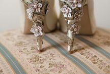 Wedding Inspiration - Shoes, shoes and more shoes... / Shoes