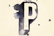 """Letter """"P"""" / No P no Party"""