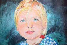 Kinderen in de Kunst / by Mariet Peeters