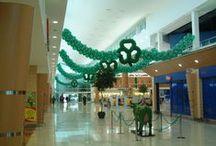 St Patricks Day Balloons / St Patrick's Day Balloon Decor