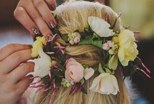 Wedding Inspiration - Hair / Hairstyles