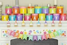 Kids' Party Ideas / Whether they're turning 2 or 12, Hefty Ultimate Easy Grip cups offer fun kid-focused party ideas and inspiration to make their special day one to remember!