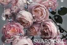 ** Swarovski ** / A showcase of all our favourite Swarovski pieces - Jewellery and Crystal Living