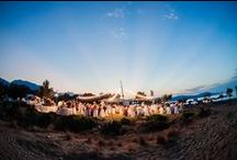 BEACH BAR LOCATION / This wedding venue in Crete features the ultimate island atmosphere in a simple natural environment. Extra lighting, chairs and tables transform this beach bar into a magical wedding venue. After the seaside ceremony you can celebrate your destination wedding in Greece under the Cretan stars until late into night! MOMENTS For more information: www.weddingincrete.com
