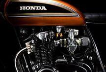 Honda customs
